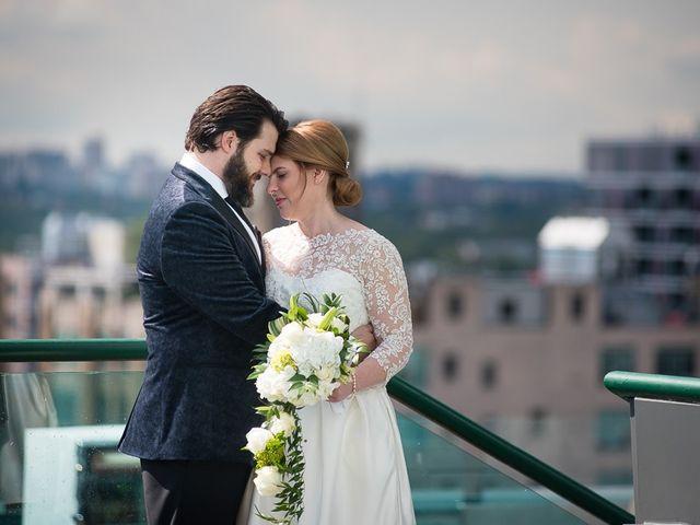Taylor and Kayla's wedding in Toronto, Ontario 28