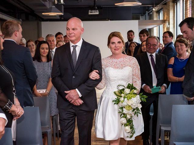 Taylor and Kayla's wedding in Toronto, Ontario 39