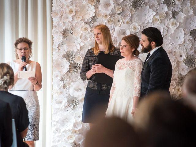 Taylor and Kayla's wedding in Toronto, Ontario 40