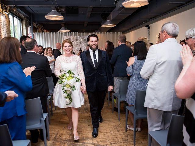 Taylor and Kayla's wedding in Toronto, Ontario 45