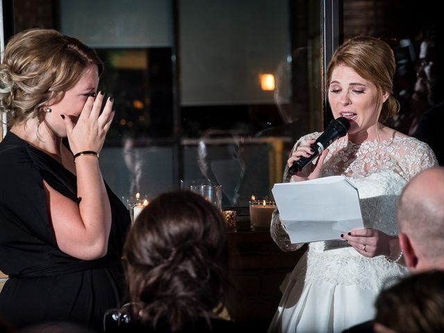 Taylor and Kayla's wedding in Toronto, Ontario 57