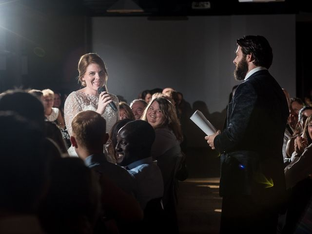 Taylor and Kayla's wedding in Toronto, Ontario 59