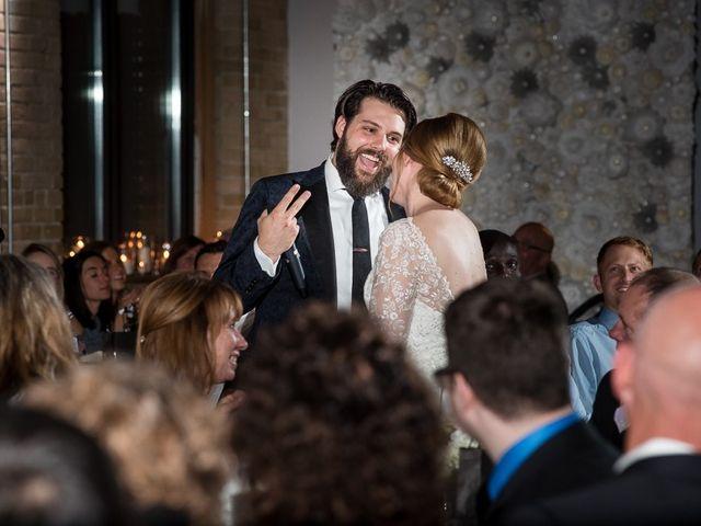 Taylor and Kayla's wedding in Toronto, Ontario 62