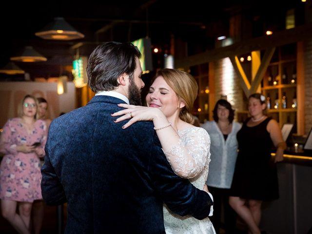 Taylor and Kayla's wedding in Toronto, Ontario 69