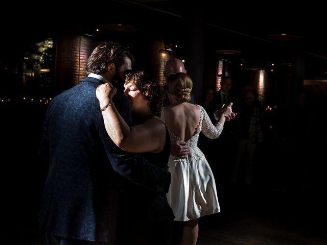 Taylor and Kayla's wedding in Toronto, Ontario 70