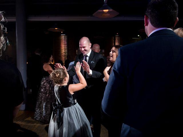 Taylor and Kayla's wedding in Toronto, Ontario 71