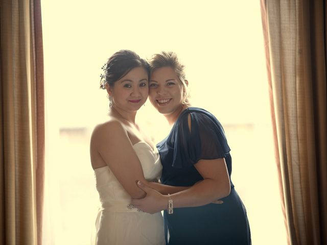 Michelle and Tim's wedding in Edmonton, Alberta 5