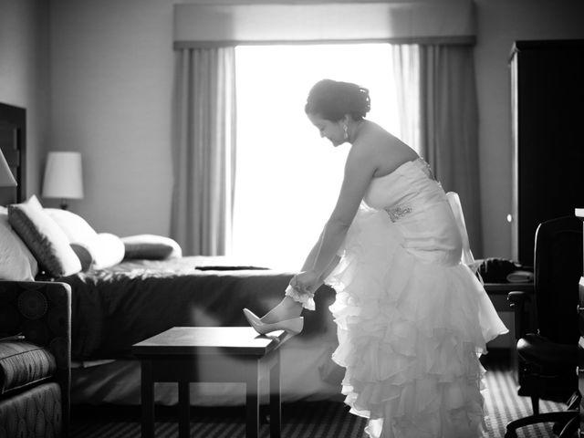 Michelle and Tim's wedding in Edmonton, Alberta 6