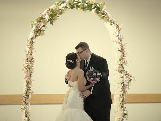 Michelle and Tim's wedding in Edmonton, Alberta 22