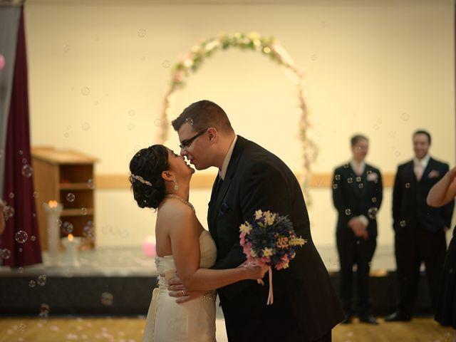 Michelle and Tim's wedding in Edmonton, Alberta 24