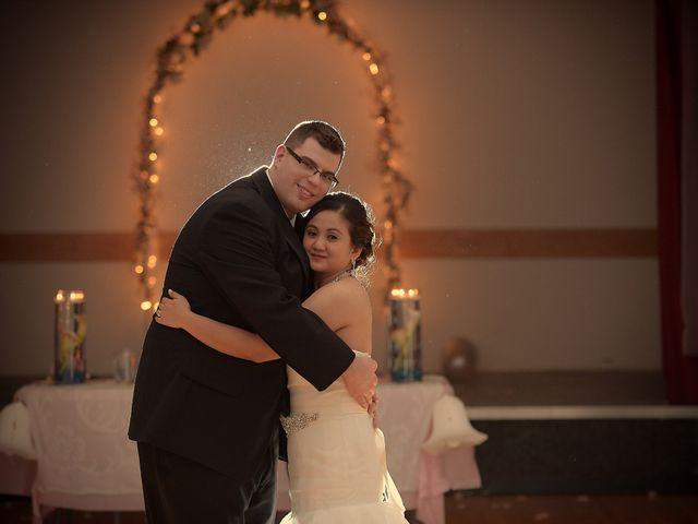 Michelle and Tim's wedding in Edmonton, Alberta 26