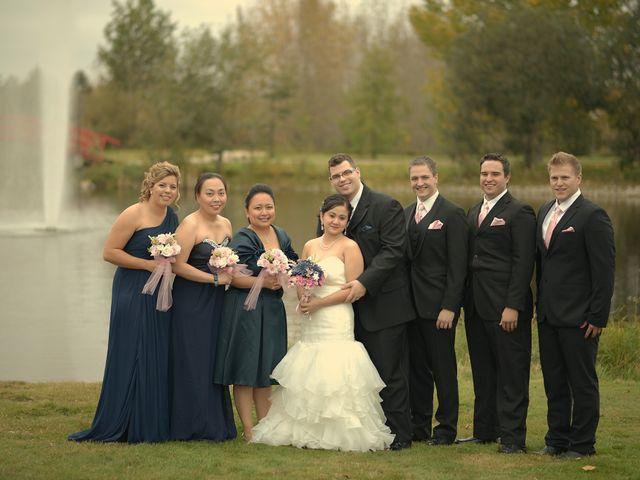 Michelle and Tim's wedding in Edmonton, Alberta 31