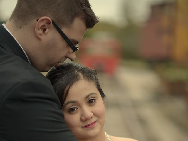 Michelle and Tim's wedding in Edmonton, Alberta 33