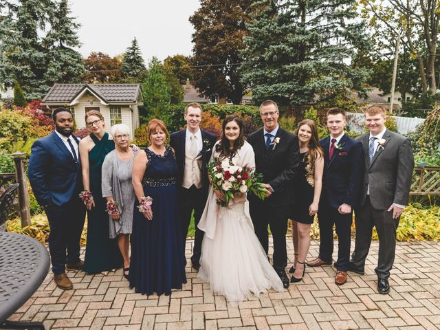 Mac and Magda's wedding in Mississauga, Ontario 34