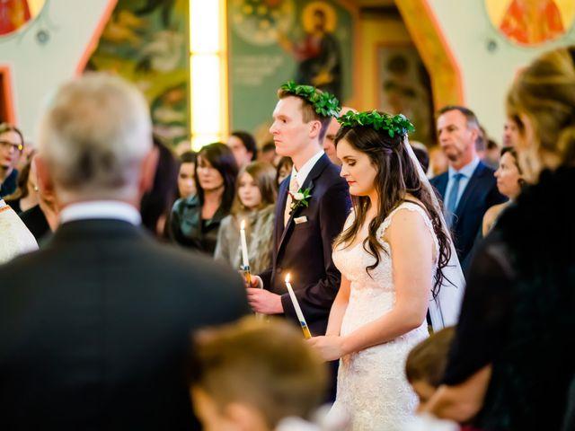 Mac and Magda's wedding in Mississauga, Ontario 45
