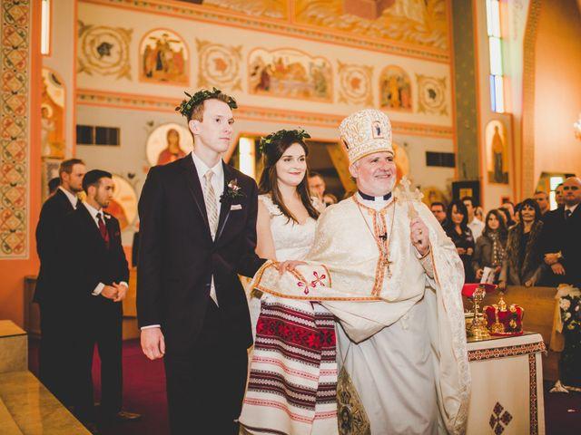 Mac and Magda's wedding in Mississauga, Ontario 46
