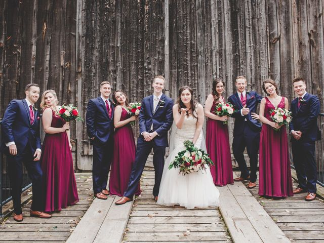 Mac and Magda's wedding in Mississauga, Ontario 52