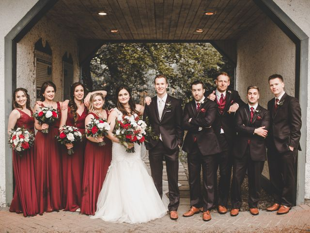 Mac and Magda's wedding in Mississauga, Ontario 55
