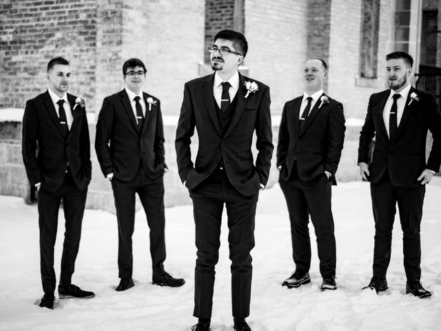 Joshua and Kaitlin's wedding in Niverville, Manitoba 41