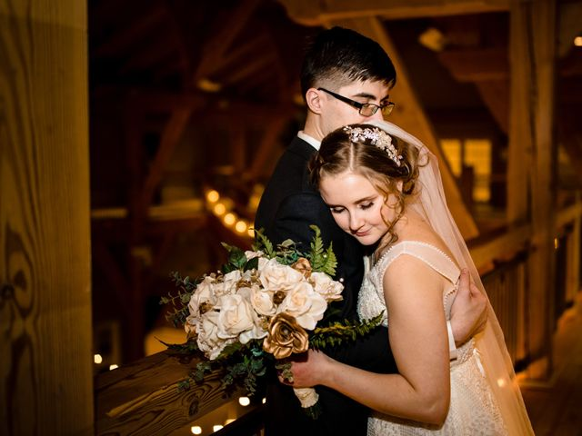 Joshua and Kaitlin's wedding in Niverville, Manitoba 1