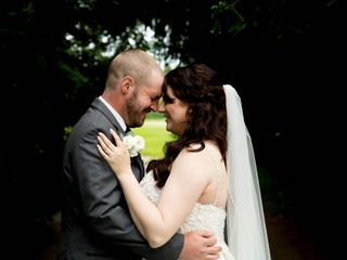 The wedding of Emliy and Mike