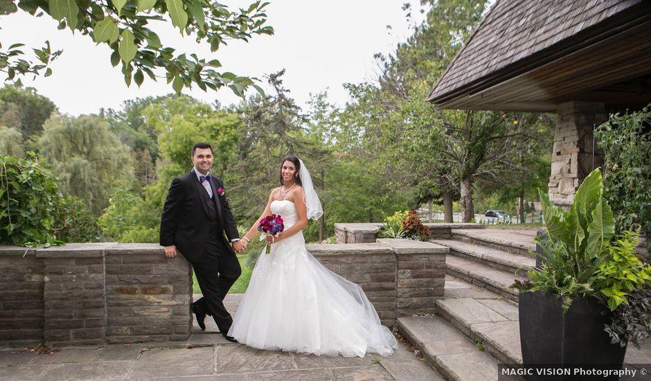 Richard And Marisa's Wedding In Toronto, Ontario