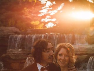 The wedding of Irene  and Michael  3