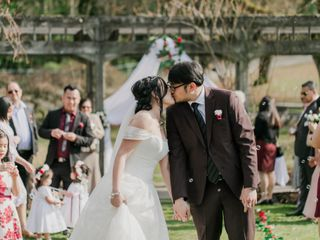 The wedding of Mary Tone and Eison