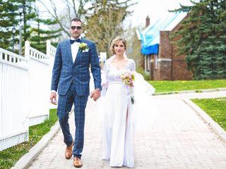 The wedding of Lorena and Kris 1