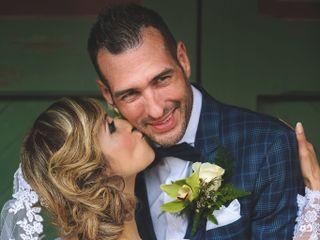 The wedding of Lorena and Kris 2