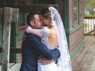 The wedding of Lorena and Kris 3
