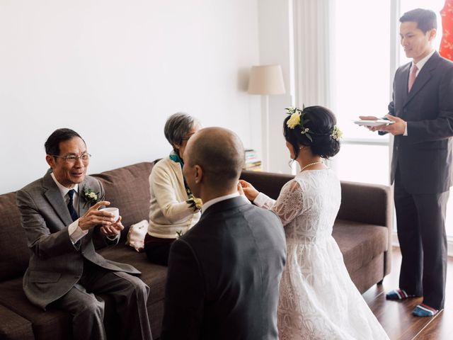 Vince and Prudence's wedding in Toronto, Ontario 2