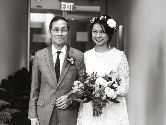Vince and Prudence's wedding in Toronto, Ontario 10