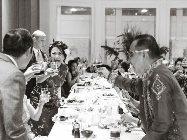 Vince and Prudence's wedding in Toronto, Ontario 26