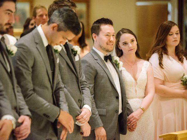 Ryan and Melissa's wedding in Burnaby, British Columbia 7