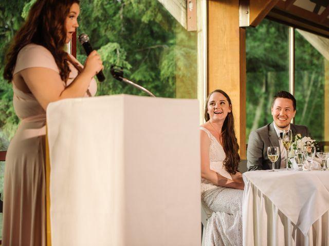Ryan and Melissa's wedding in Burnaby, British Columbia 25