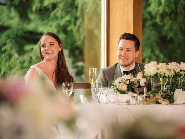 Ryan and Melissa's wedding in Burnaby, British Columbia 26
