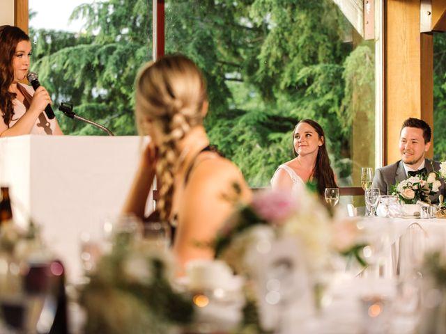 Ryan and Melissa's wedding in Burnaby, British Columbia 27