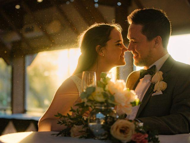 Ryan and Melissa's wedding in Burnaby, British Columbia 28
