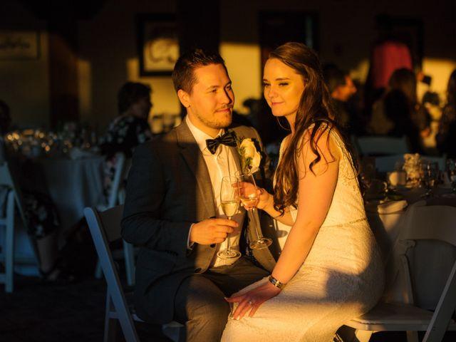 Ryan and Melissa's wedding in Burnaby, British Columbia 29