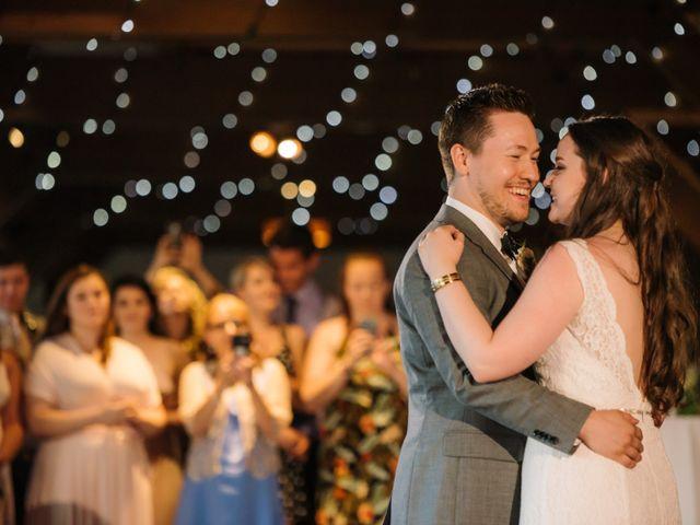 Ryan and Melissa's wedding in Burnaby, British Columbia 30