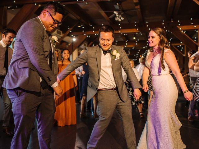 Ryan and Melissa's wedding in Burnaby, British Columbia 36