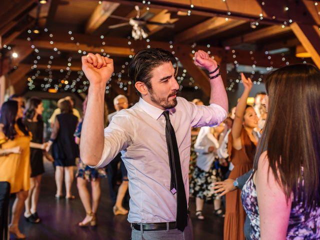 Ryan and Melissa's wedding in Burnaby, British Columbia 37
