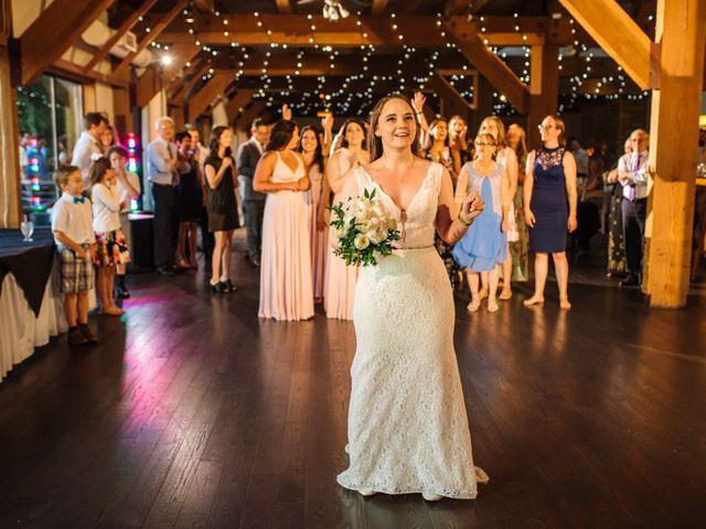 Ryan and Melissa's wedding in Burnaby, British Columbia 38