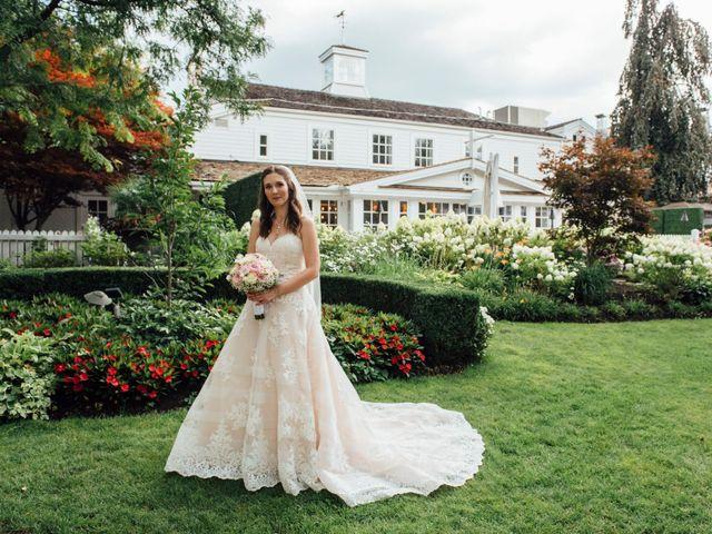 Renaat and Diana's wedding in Kleinburg, Ontario 1