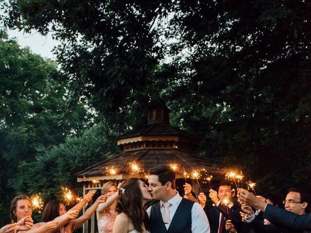 Renaat and Diana's wedding in Kleinburg, Ontario 2