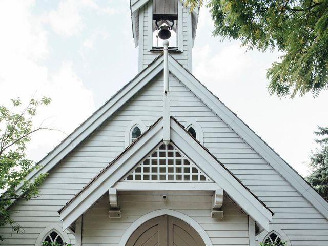 Renaat and Diana's wedding in Kleinburg, Ontario 5
