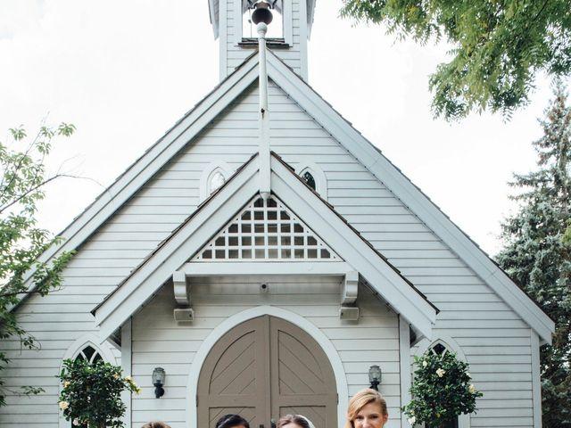 Renaat and Diana's wedding in Kleinburg, Ontario 3