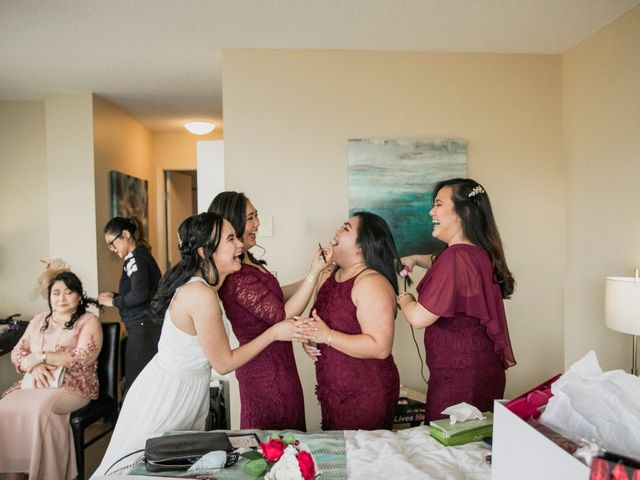 Eison and Mary Tone's wedding in Burnaby, British Columbia 5