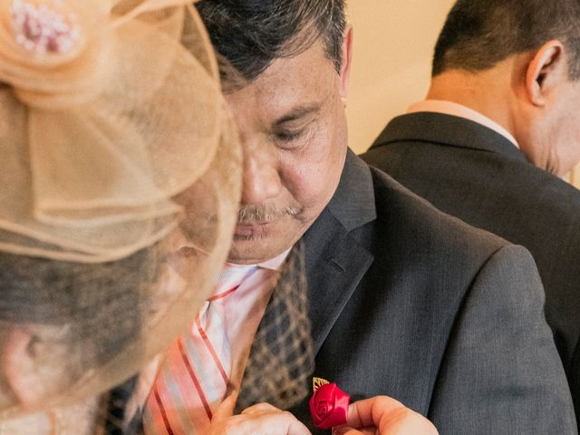 Eison and Mary Tone's wedding in Burnaby, British Columbia 8